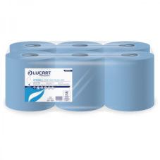 LUCART Kéztörlő STRONG L-ONE Maxi BLUE 450