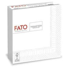 FATO SMART Szalvéta Fehér , 33 X 33 Cm