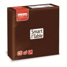 FATO SMART Szalvéta Csokoládé , 33 X 33 Cm