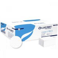 LUCART Kéztörlő STRONG V 180