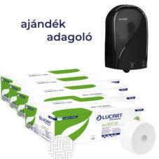 LUCART Toalettpapír ECO 900 ID +AJÁNDÉK ADAGOLÓ